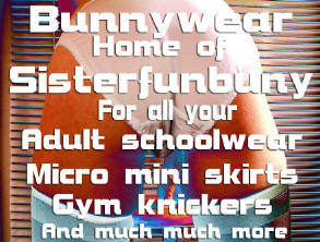 sisterfunbunny home of bunnywear