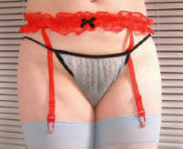 Classic suspender belt in 7 Colours