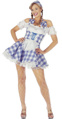 Country Maid Dress