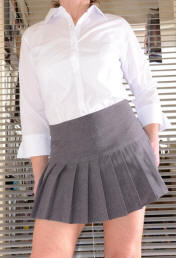 Britney School skirt